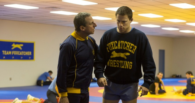 MMA Crossfire – Sony's Foxcatcher hits theatres November 14th (with video)