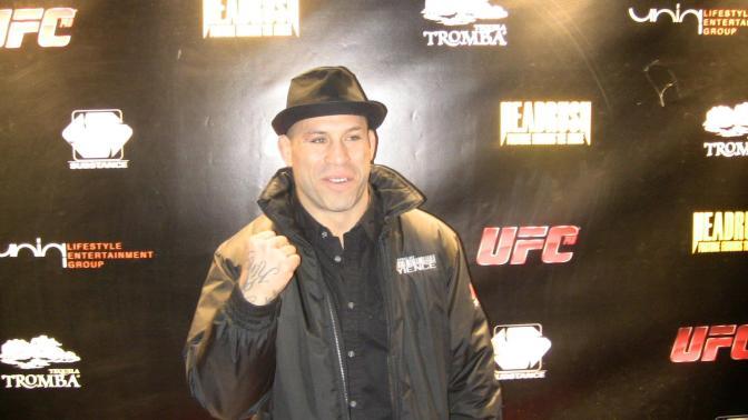 Kenai Andrews/MMA Crossfire
