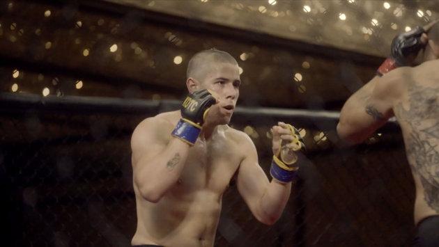 MMA Crossfire – Video: MMA drama series Kingdom trailer