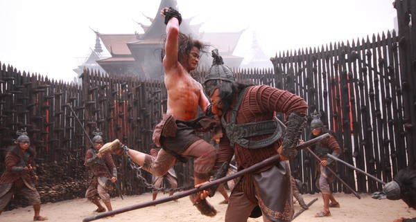 MMA Crossfire – Score a copy of the Ong Bak Trilogy or The Protector 2!