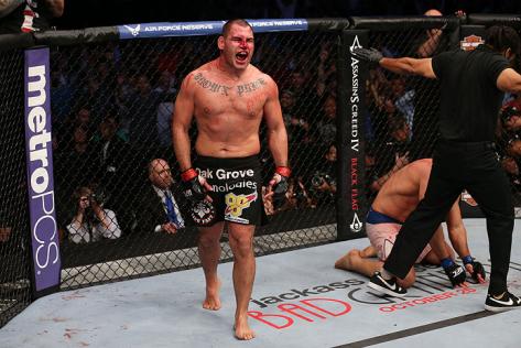 UFC 166