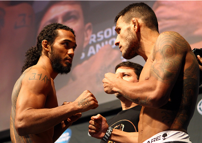 MMA Crossfire – UFC Fight Night 49: Henderson vs dos Anjos predictions