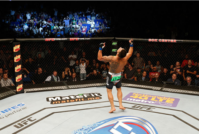 After The Crossfire – UFC Fight Night 49: Henderson vs dos Anjos