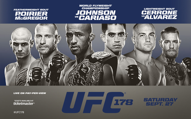 MMA Crossfire – Countdown to UFC 178