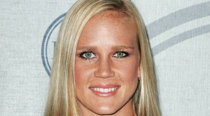 MMA Crossfire – UFC bantamweight Holly Holm optimistic she can recover quickly from neck injury