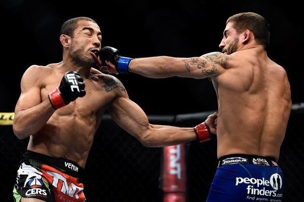 After The Crossfire – UPDATED – UFC 179: Aldo vs Mendes II