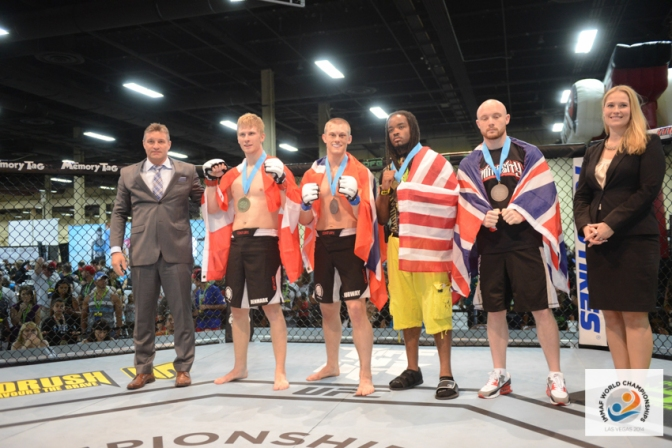 MMA Crossfire – Read the IMMAF review of amateur application criteria for competition