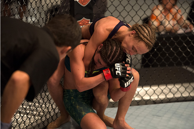 MMA Crossfire – TUF 20: Ep. 7 thoughts