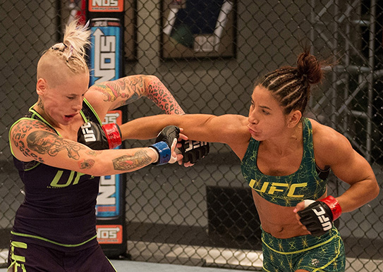 MMA Crossfire – TUF 20: Ep. 8 thoughts