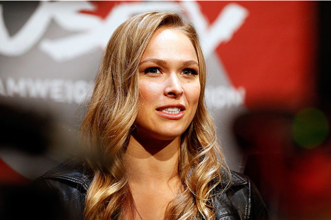 MMA Crossfire – Reebok partners with Ronda Rousey and Jon Jones