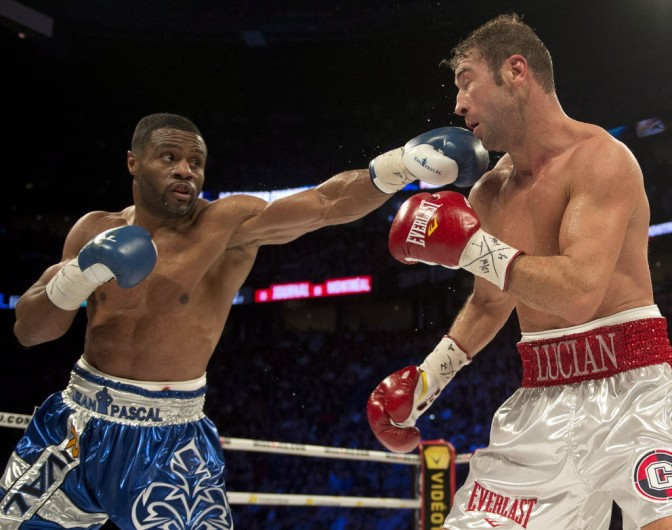 MMA Crossfire – Montreal's Bell Centre will host Jean Pascal – Sergey Kovalev title fight Mar. 14th
