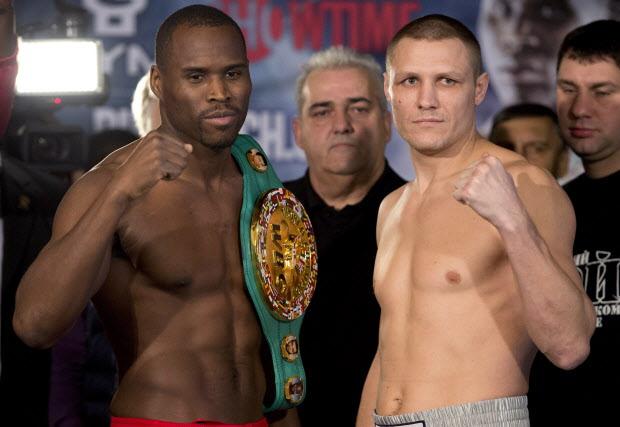 MMA Crossfire – Adonis Stevenson vs Dmitri Sukhotskiy predictions