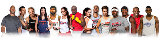 MMA Crossfire – AXS TV fitness and nutrition series Celebrity Sweat debuts Jan. 10th