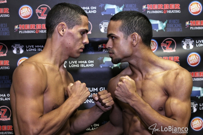 Breaking the MMA Lens: The weigh-ins