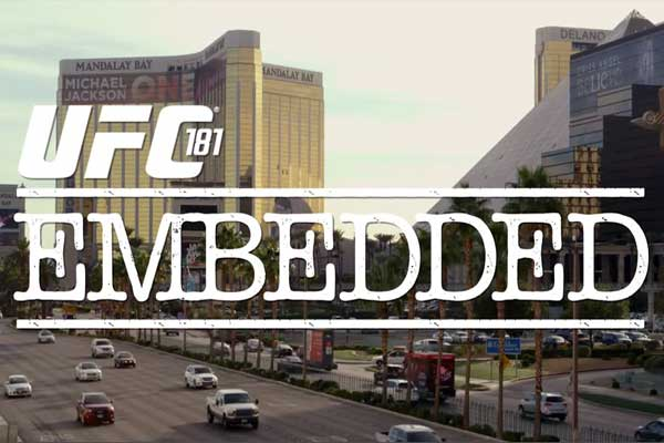 MMA Crossfire – Watch the entire UFC 181 embedded series here