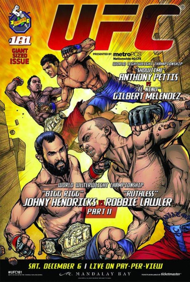 UFC 181
