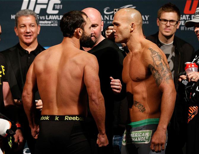 MMA Crossfire – UFC 181: Hendricks vs Lawler II predictions