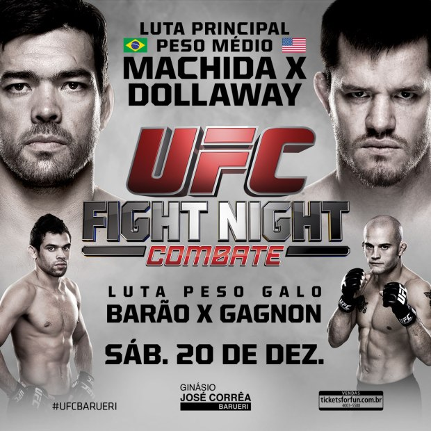 UFC Fight Night 58