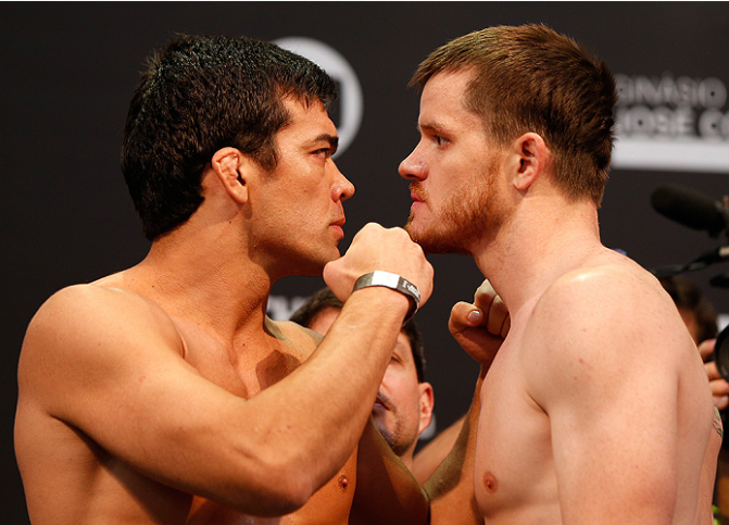 MMA Crossfire – UFC Fight Night 58: Machida vs Dollaway predictions