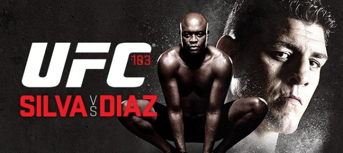 MMA Crossfire – Video: Countdown to UFC 183: Silva vs Diaz extended preview