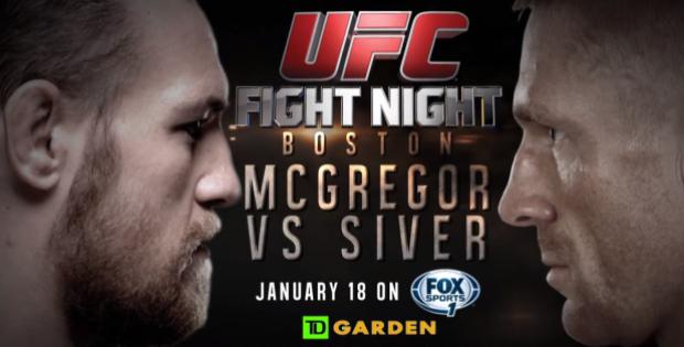 UFC Fight Night Boston