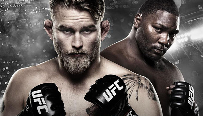 MMA Crossfire – Watch Road to the Octagon: Gustafsson vs Johnson, then vote