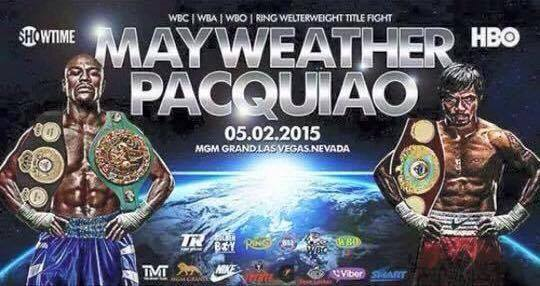 MMA Crossfire – Finally! Floyd Mayweather Jr. fights Manny Pacquiao May 2nd