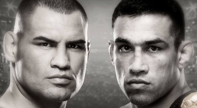 MMA Crossfire – Cain Velasquez and Fabricio Werdum set for UFC 188 in Mexico City