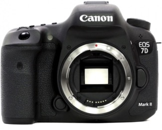 The Canon EOS 7D.