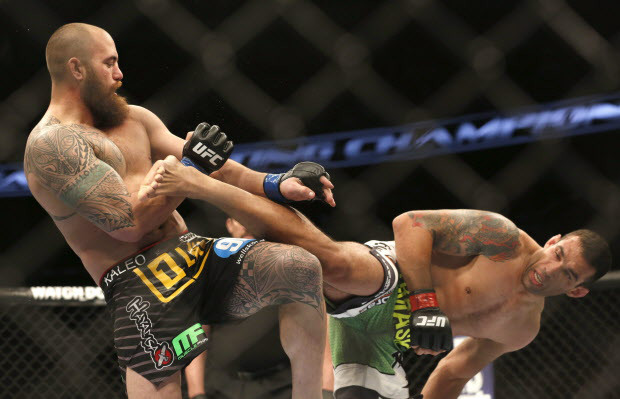 After The Crossfire – UFC on FOX: Werdum vs Browne