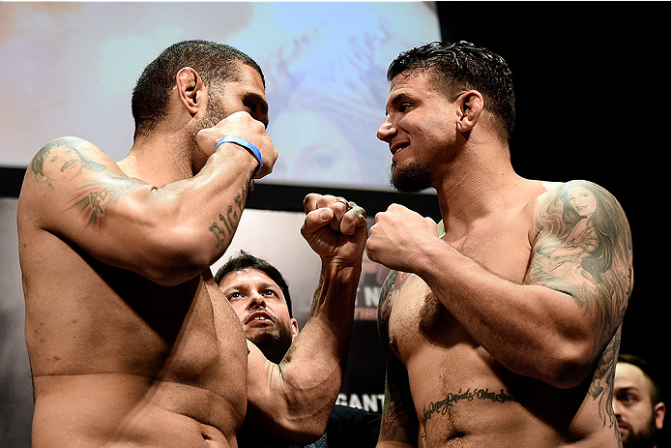 After The Crossfire – UFC Fight Night 61: Bigfoot vs Mir