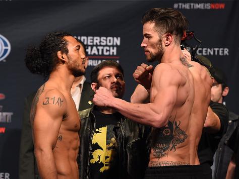 UFC FIGHT NIGHT 60