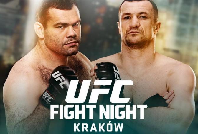 UFC Fight Night Krakow