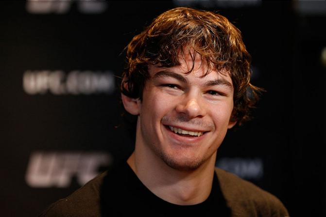 MMA Crossfire – Reebok adds Montreal's Olivier Aubin-Mercier to its roster