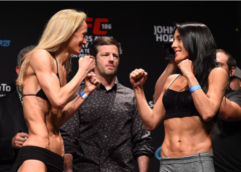 UFC 186