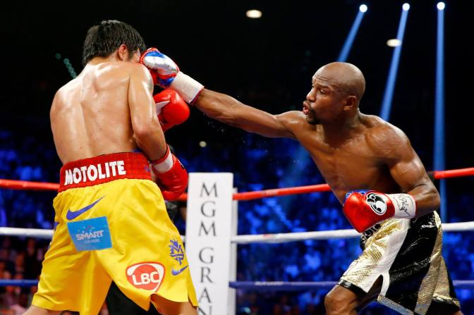 After The Crossfire – Mayweather vs Pacquiao