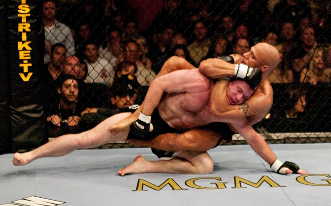 MMA Crossfire – UFC Hall of Fame to honour Jeff Blatnick, Hughes vs Trigg II rematch