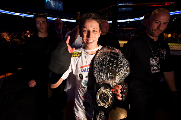 After The Crossfire – UPDATED – UFC Fight Night 69: Jedrzejczyk vs Penne