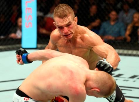 UFC Berlin: Hein v Sajewski