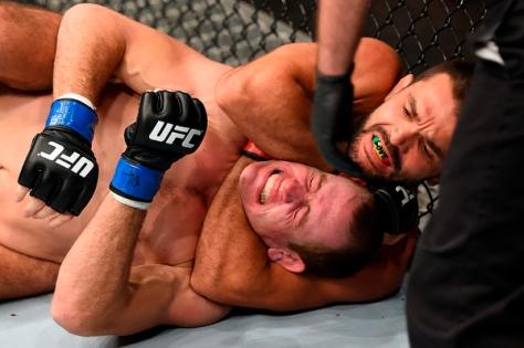 UFC Berlin: Sobotta v Kennedy