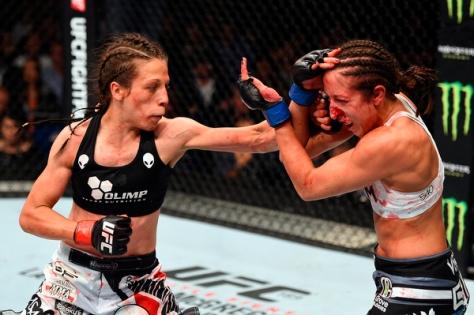 UFC Berlin: Jedrzejczyk v Penne