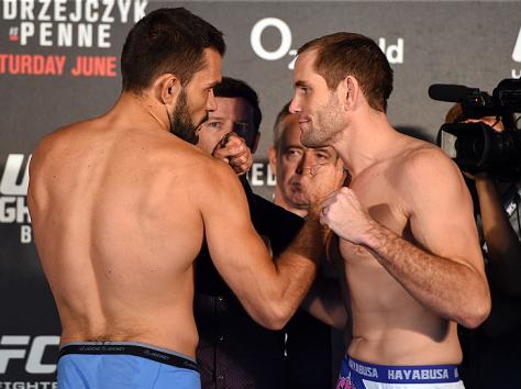 UFC Fight Night 69