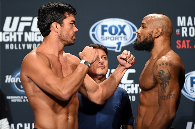 MMA Crossfire – UFC Fight Night 70: Machida vs Romero predictions